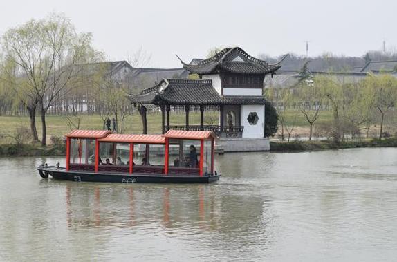 扬州瘦西湖简介