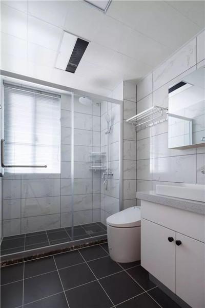 梧州143平米二手房豪华装修卫生间湿区效果图