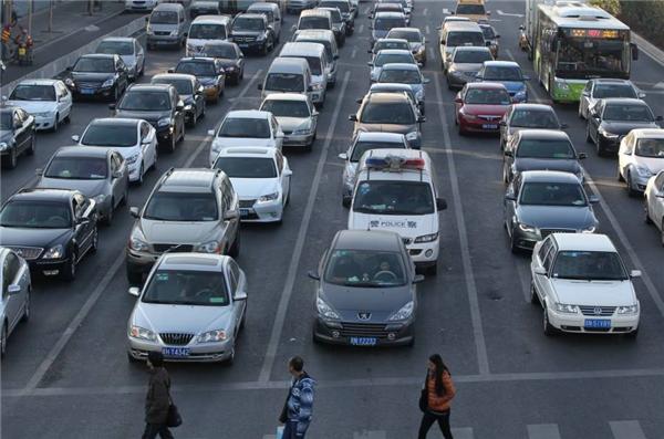北京限行外地車規定