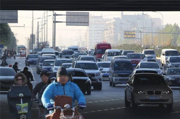 北京限行外地車