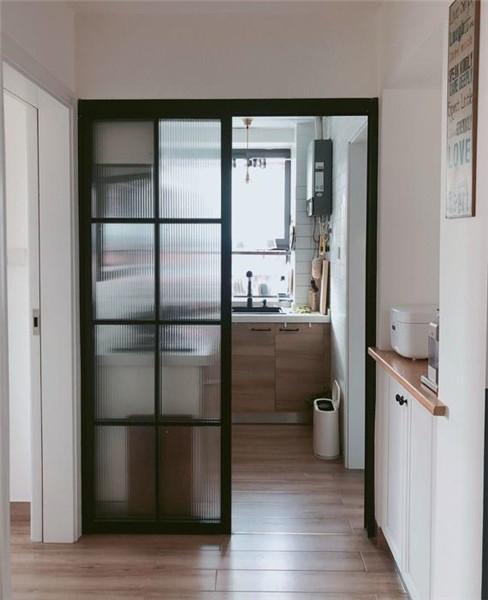 65平米小户型简约装修厨房效果图