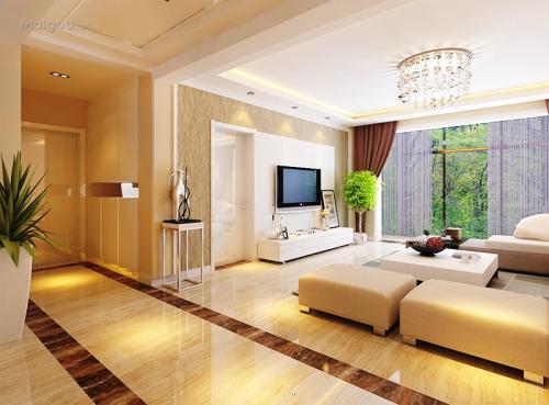 房屋装修现代简约风格设计效果图