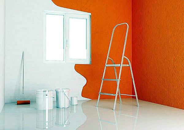 粉刷墙壁有没有甲醛
