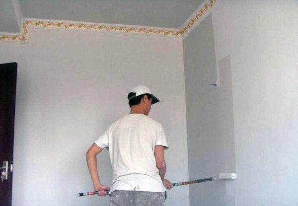 粉刷墙壁需要什么材料