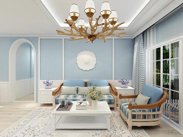 窗帘和沙发怎么配色
