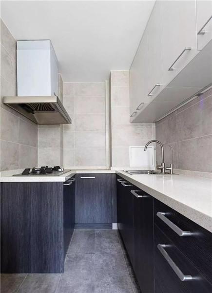 舟山65平米小户型装修厨房效果图