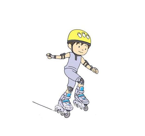 轮滑几岁开始学比较好