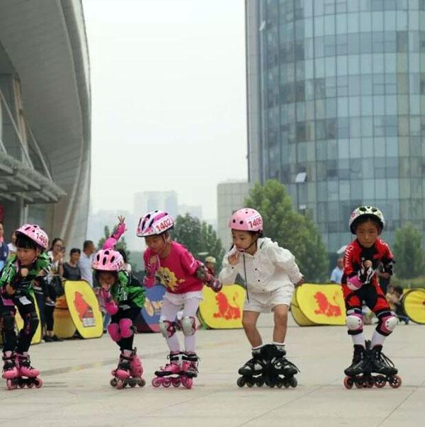 小孩学轮滑的最佳年龄