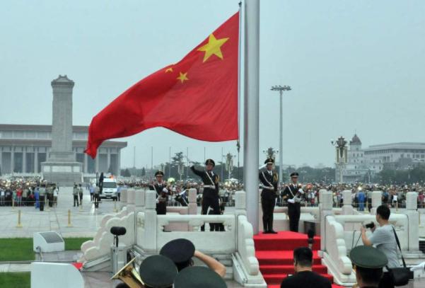 北京看升旗第一排攻略