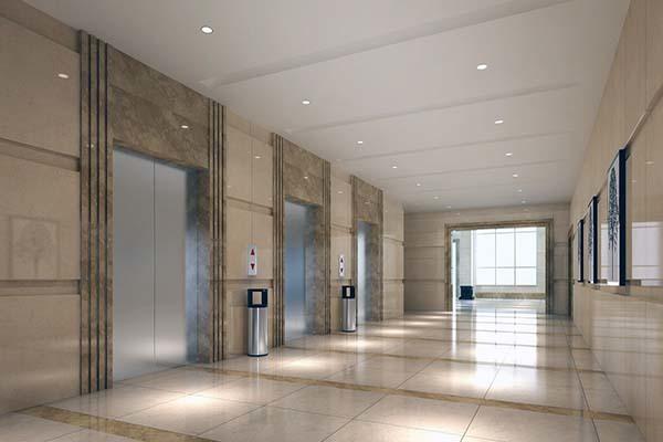 电梯门对着入户门好吗