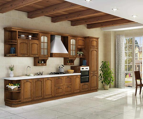 符合厨房的设计风格