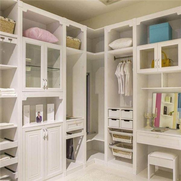 衣柜格局设计效果图