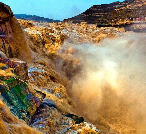 黄河注入什么海