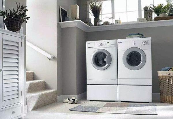 滚筒洗衣机污垢盒在哪
