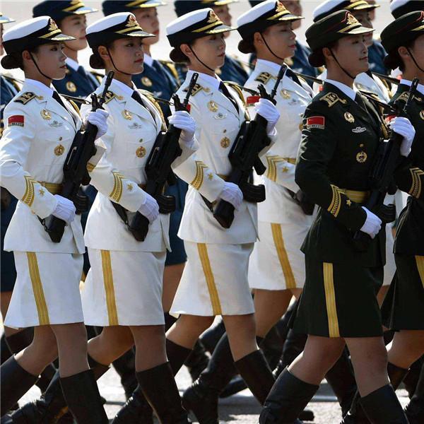 女兵征兵条件2019