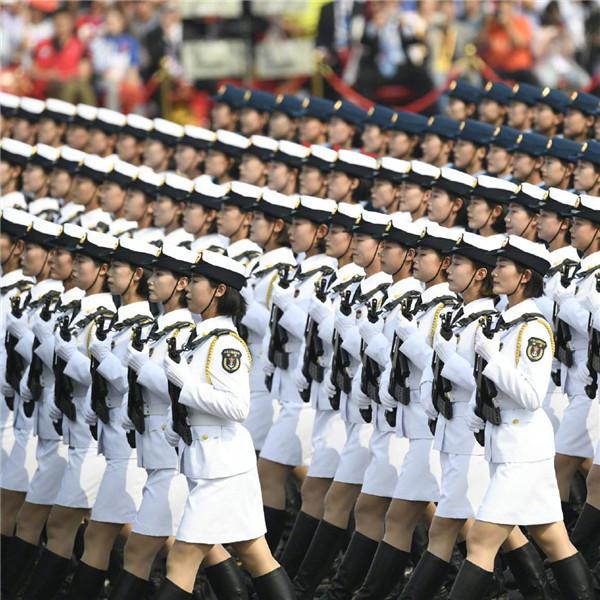 女兵一般在部队干什么