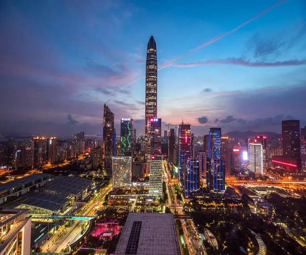 中国城市等级怎么划分