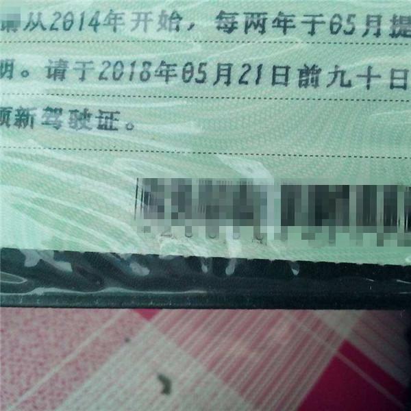 b2驾照没扣分需要年审吗
