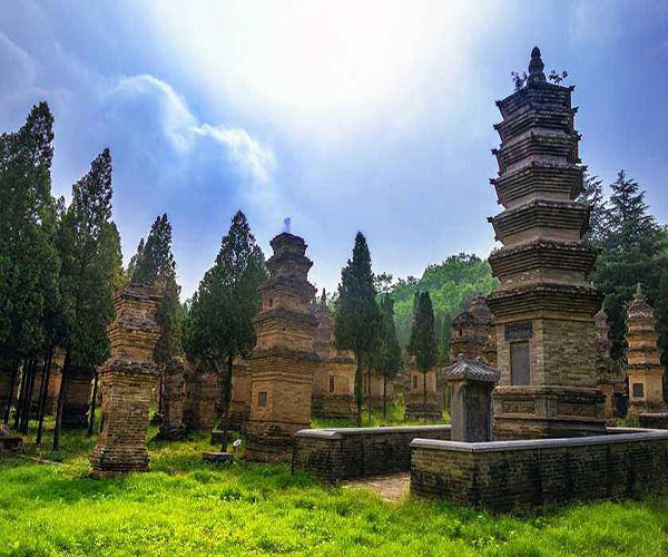 嵩山少林寺旅游攻略