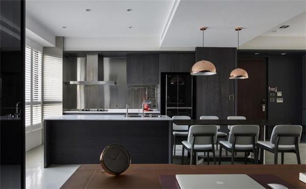 93平米3室装修预算8万厨房效果图