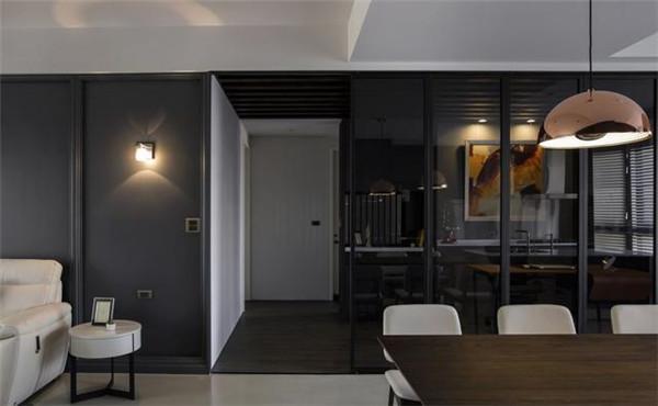 93平米3室装修预算8万书房效果图