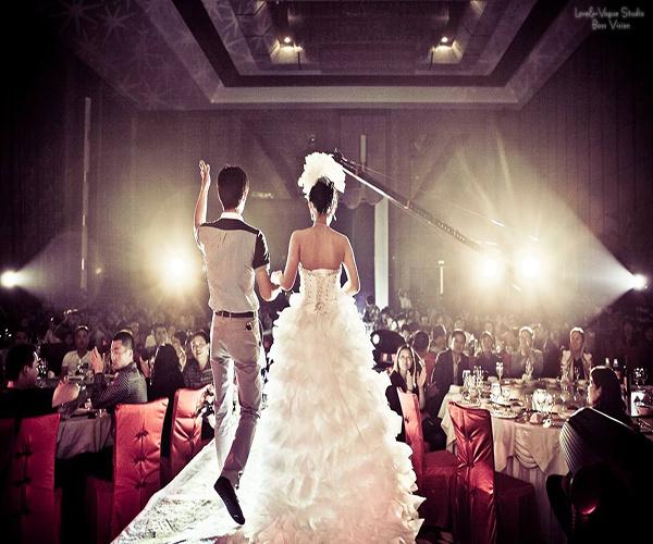 一句簡短的結婚祝福語