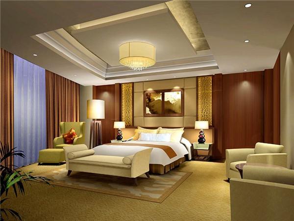 舟山酒店装修设计效果图