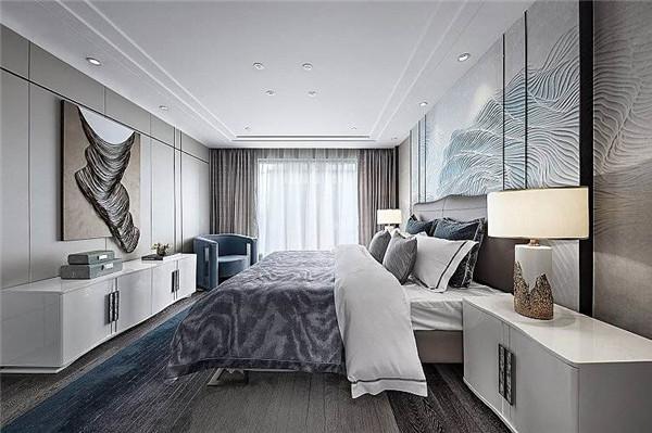 梧州中宅装饰欧式风格设计案例