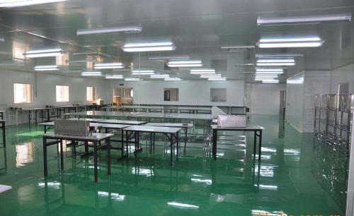 厂房装修注意事项之使用功能合理布局
