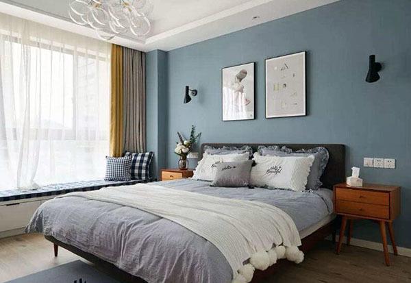 卧室搭配什么颜色好看