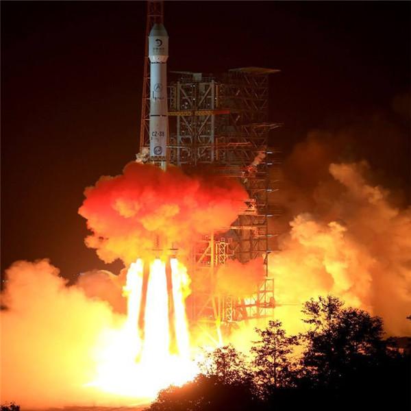 嫦娥三号发射6周年