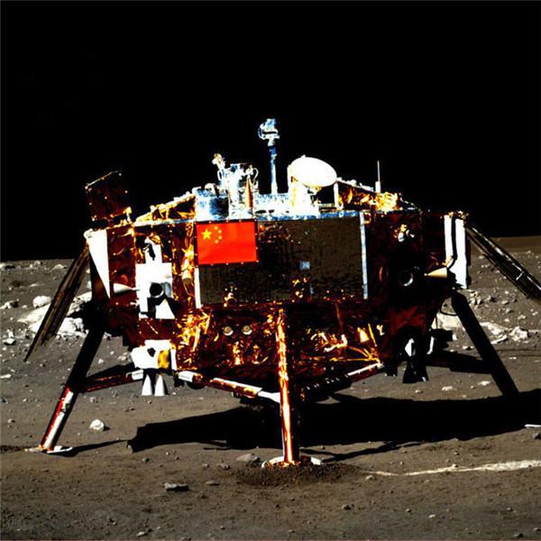 嫦娥三号关键技术上得到了哪些突破