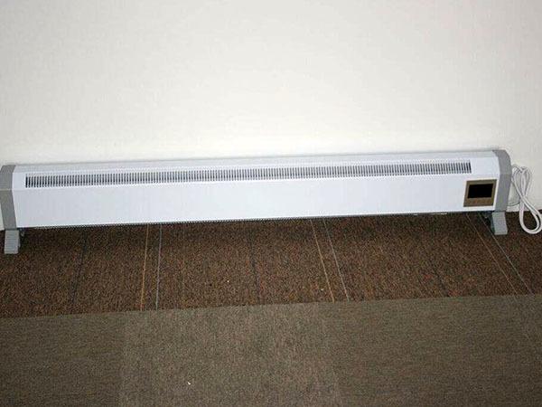 踢脚线取暖器和空调哪个更耗电