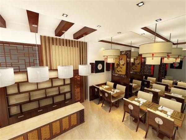 杭州饭店装修布局