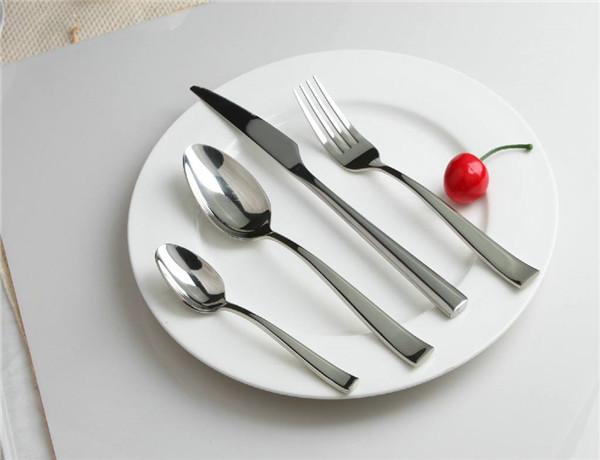 西餐礼仪刀叉用法
