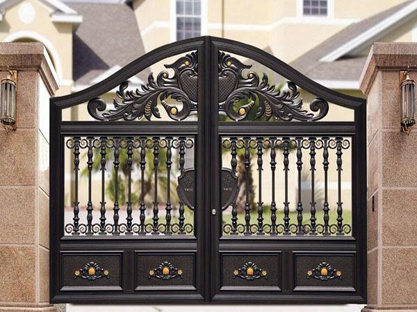别墅围墙大门装修多少钱