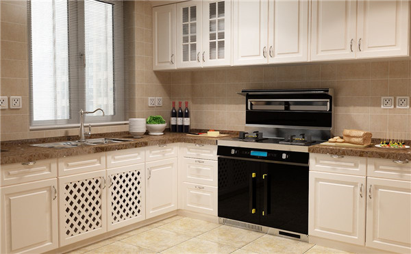 福州厨房装修用集成灶好还是抽油烟机好