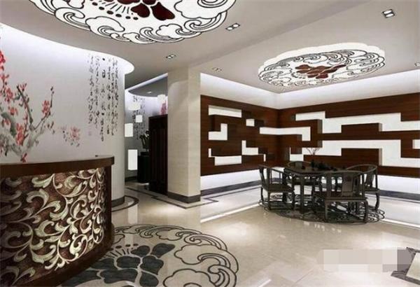 杭州茶叶店装修风格