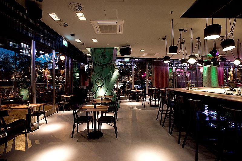 衢州餐厅装修成本