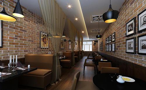 威海咖啡厅高档装修多少钱