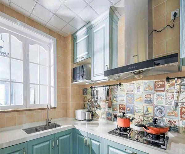廚房操作臺高度一般是多少