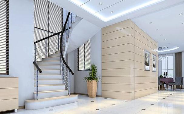 別墅樓梯設計技巧