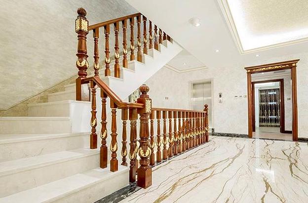 別墅樓梯裝修