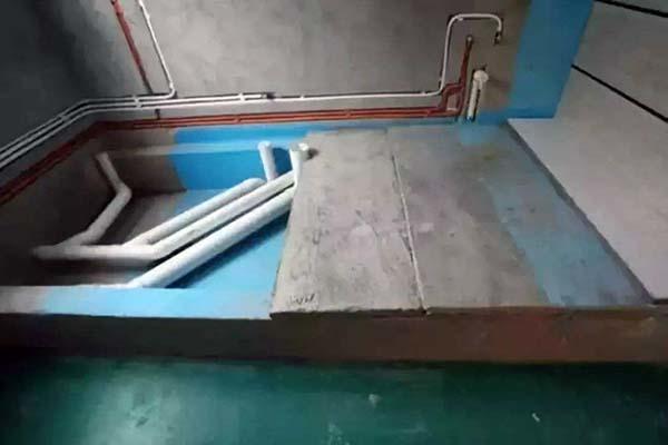 下沉式卫生间怎么装修