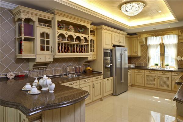 乌鲁木齐厨房装修