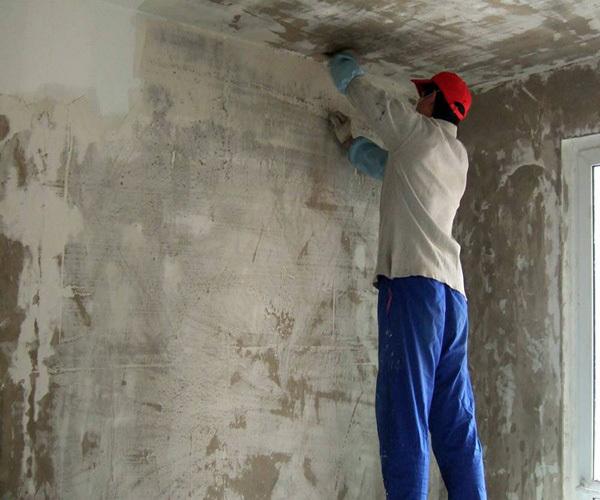 装修铲墙皮技巧