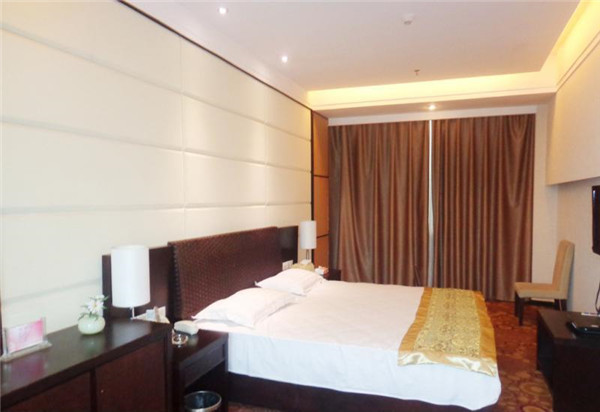 温州益品装饰宾馆设计案例