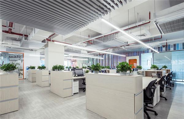 温州益品装饰办公室设计案例