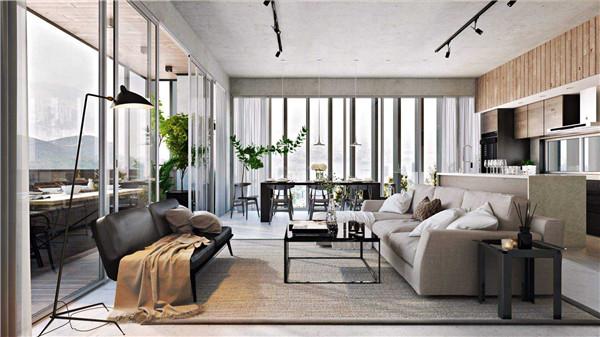 汉中深度空间装饰现代风格设计案例