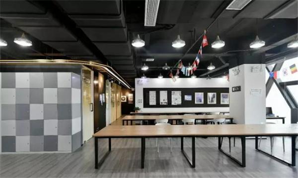 杭州教育机构装修